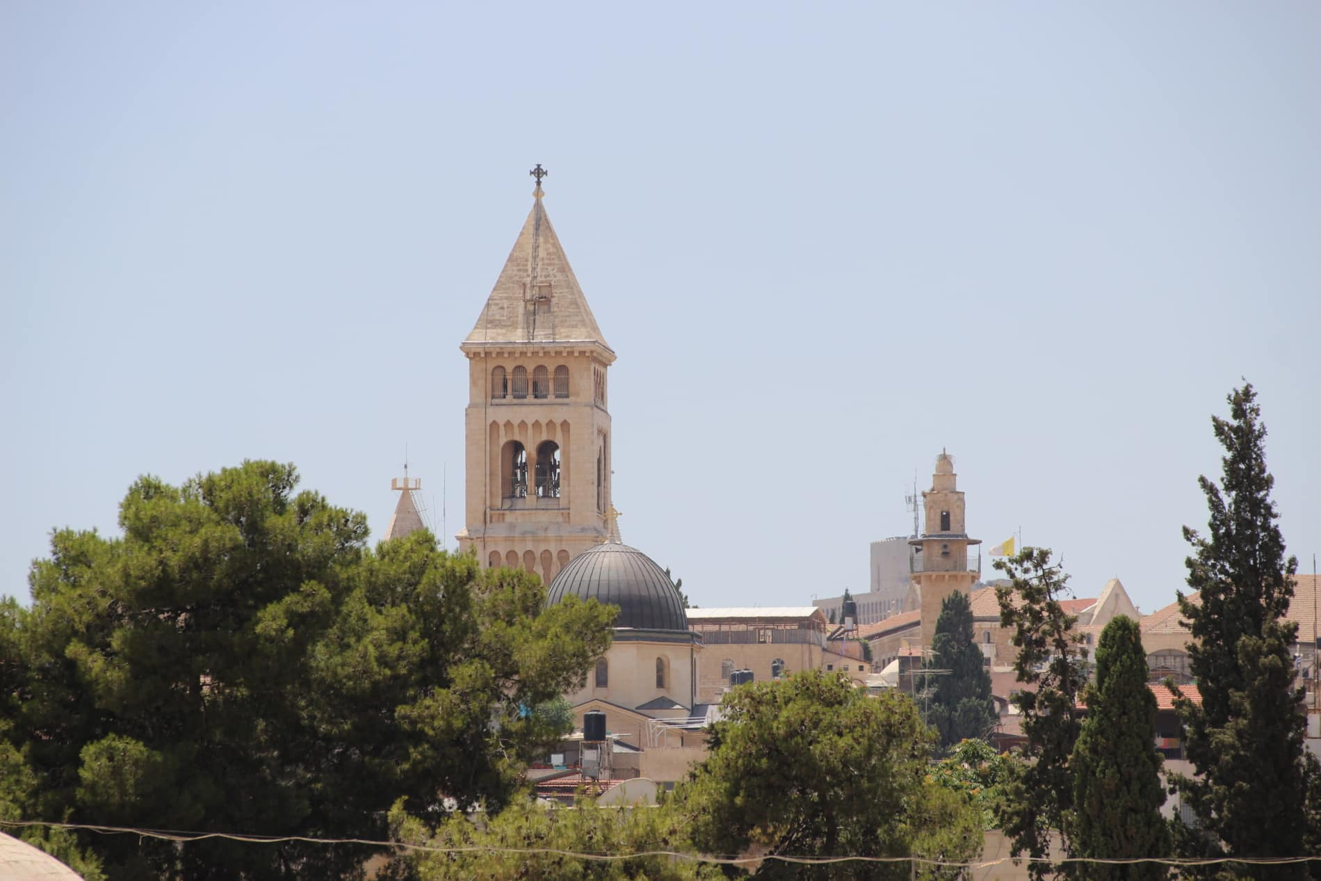 The Lutheran Church of the Redeemer in Jerusalem