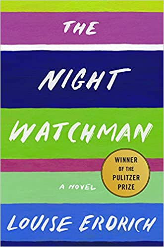 the cover of the novel the night watchman